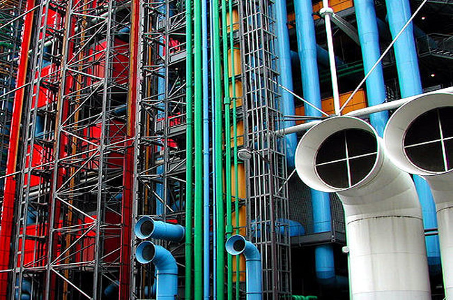 Centre Pompidou, Parigi