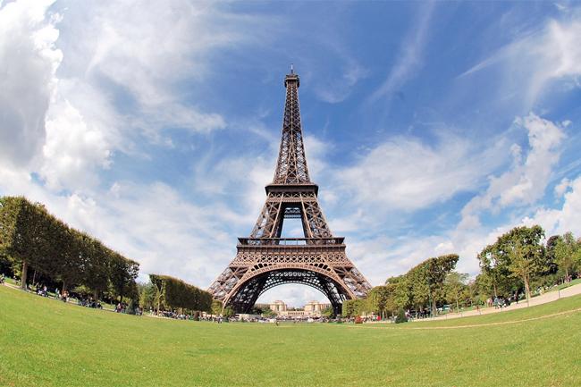 visite Tour Eiffel