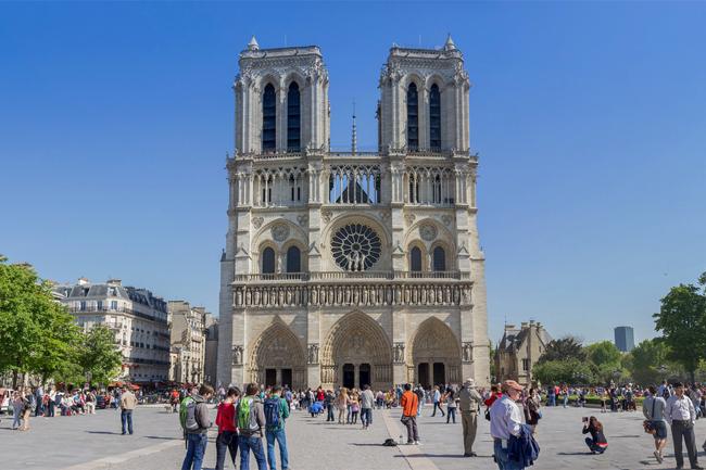La Cattedrale Notre Dame di Parigi
