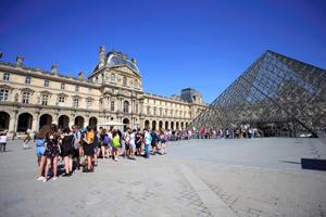 Biglietti Museo del Louvre