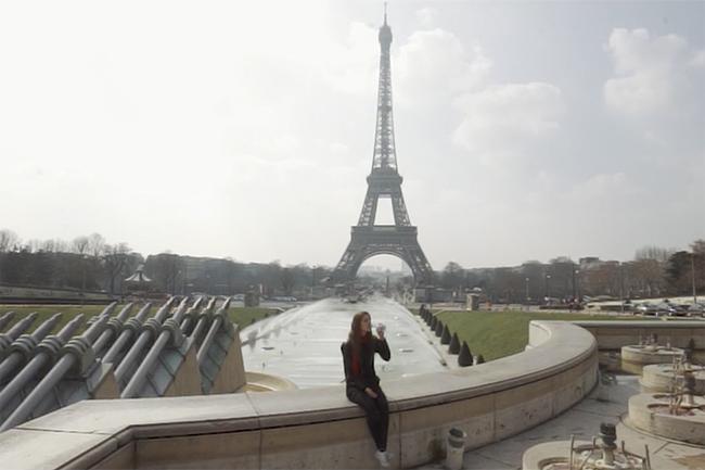 Itinerario tres días en París