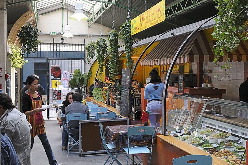 Mercato storico di Parigi, Il Mercato degli Enfants Rouges