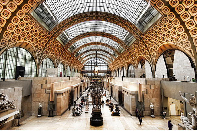Tour Museo d'Orsay