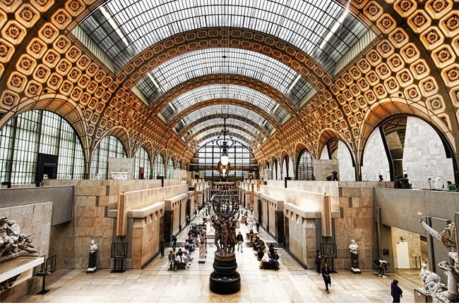 Tour Musée de Orsay