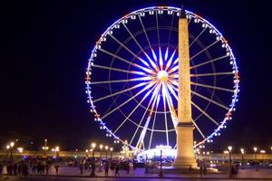 Tour París de noche