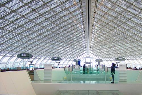 Aeropuerto Charles de Gaulle de París