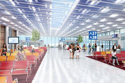 L'aeroporto Orly di Parigi