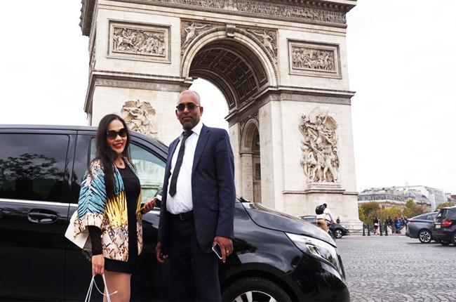Taxi Privato a Parigi